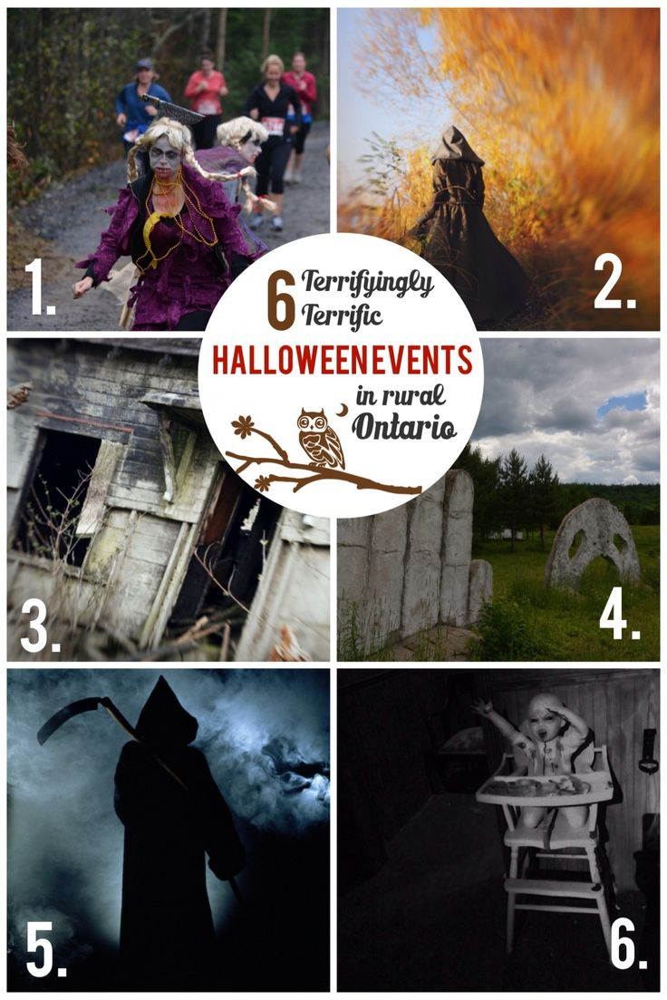 Try one of these 6 terrifying haunted tours in rural Ontario this Halloween!