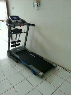 Toko Treadmill Purwokerto | Melayani COD | 0857-4263-5556: Treadmill elektrik 2 Hp auto incline ISP 270
