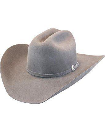 da61506f Justin Men's Grey 15X Ryder Cowboy Hat – JF 1557Ryder-Granite Review ...