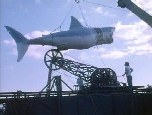 """It was 40 years ago that a production company came to Martha's Vineyard to start filing """"Jaws."""""""