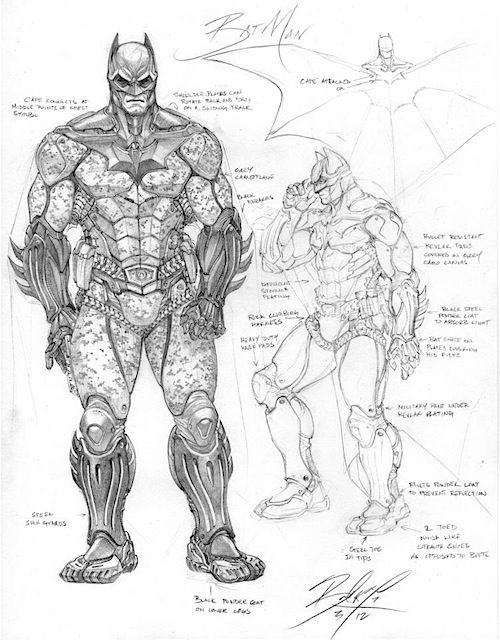 Justice League Concept Art Linked to INJUSTICE: GODS AMONG US