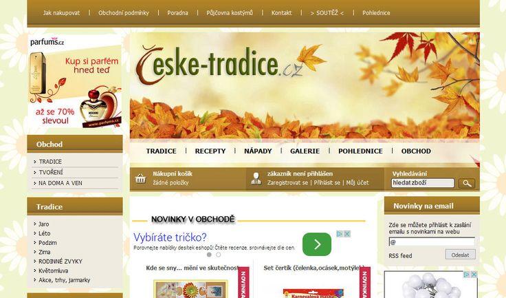 České tradice, http://www.ceske-tradice.cz/