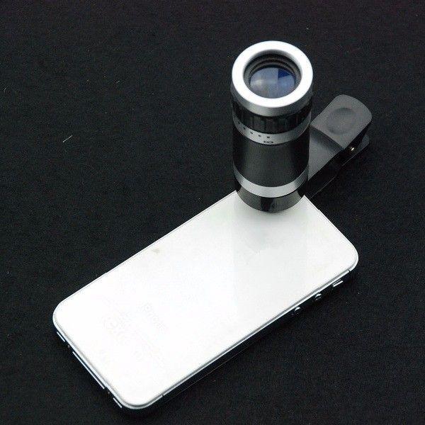 4 в 1 камере китовый объектив 8х телефото рыбий глаз широкий угол макро линзы телефона AK07 aikeglobal