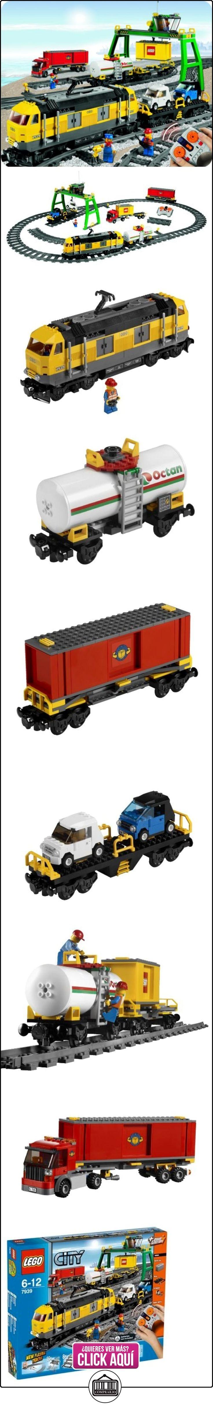 LEGO CITY 7939 Tren de Mercancías  ✿ Lego - el surtido más amplio ✿ ▬► Ver oferta: https://comprar.io/goto/B003A2JCR2