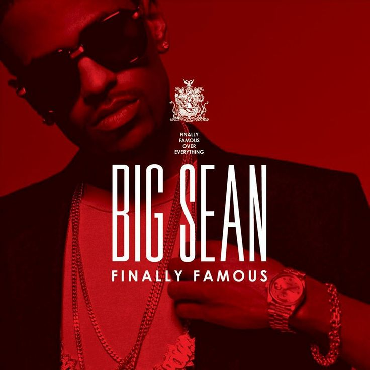 Big Sean - Finally Famous (Clean Version) (CD)