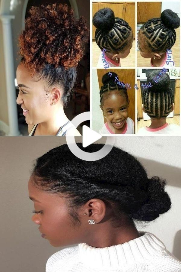 Natural Hairstyles For Short Hair Easy Natural Hairstyles For Beginners Natural Hair Packing In 2020 Hair Styles Natural Hair Styles Easy Short Hair Styles Easy