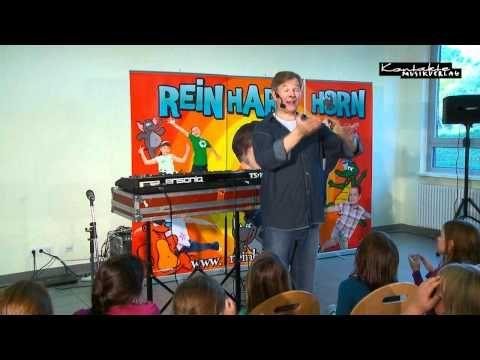 (29) Reinhard Horn - So groß wie ein Baum - YouTube