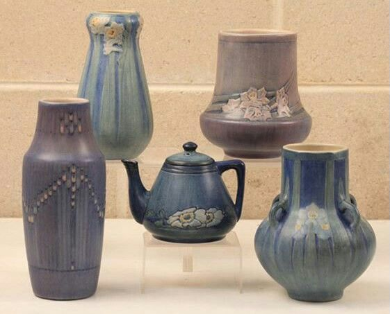 1000 Images About Newcomb Pottery On Pinterest