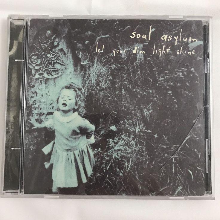 Soul Asylum Let Your Dim Light Shine 57616 Columbia CD | Music, CDs | eBay!