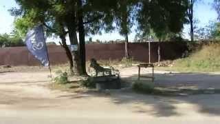 Dar el Salaam, Tanzania In giro con il tuk tuk per la città Risaleomar - YouTube