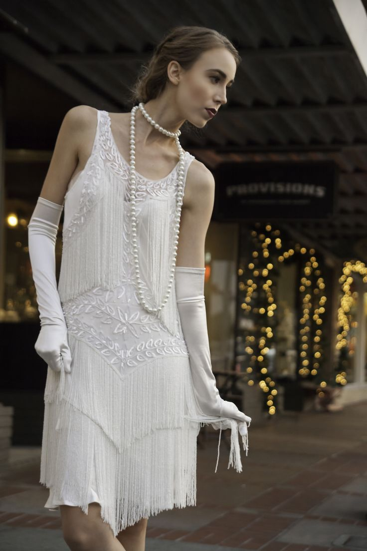Our best selling Deco wedding dress....the Roxy!