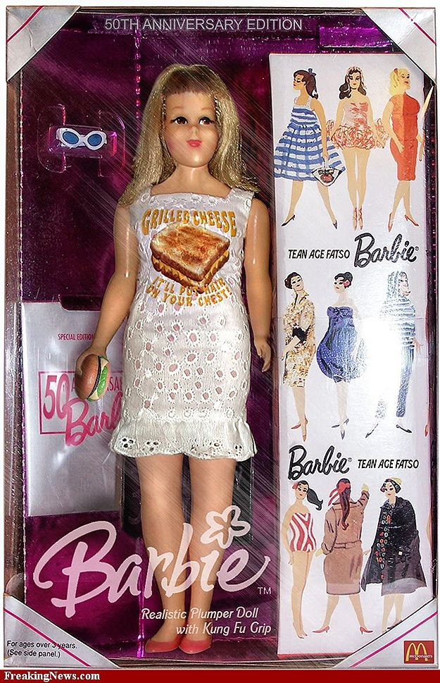 barbie s negative effects on young girls Barbie is not, contrarily to popular belief, bad for kids  of all the toys on toy  shelves in 2017, there isn't one that causes more division, hatred.