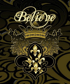 We Believe... WHO DAT!