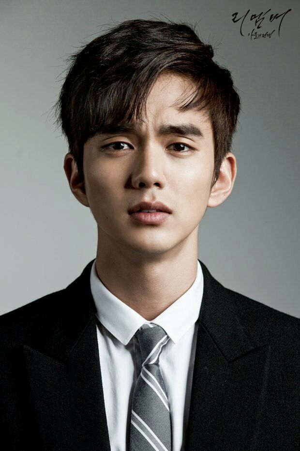 Pin by Nur A on Yoo Seung Ho in 2019 | Asian men hairstyle, Asian