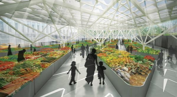 farmers market architecture - Google Search   Architecture ...