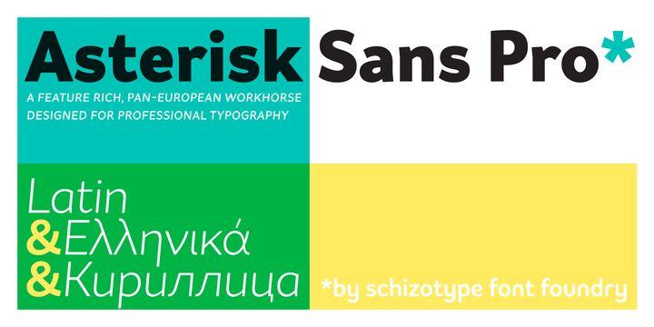 Font dňa – Asterisk Sans Pro - https://detepe.sk/font-dna-asterisk-sans-pro-2/