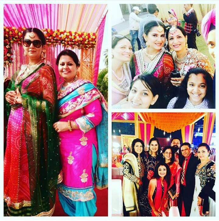 #Throwback #weddings Traditional look never fails to impress us Here's to more such pretty frames !!!! Keep sending us your wedding pics !!!