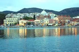 Lesbos Greece Island