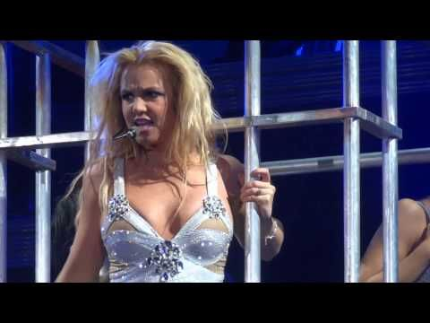 Britney Spears - The Femme Fatale tour live in Antwerp, Belgium (Sportpaleis) HD - YouTube