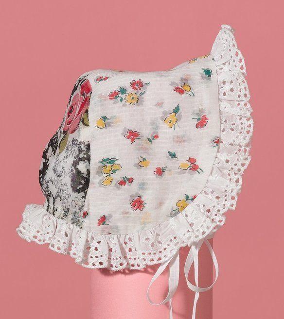 Vintage Easter Bonnets 9