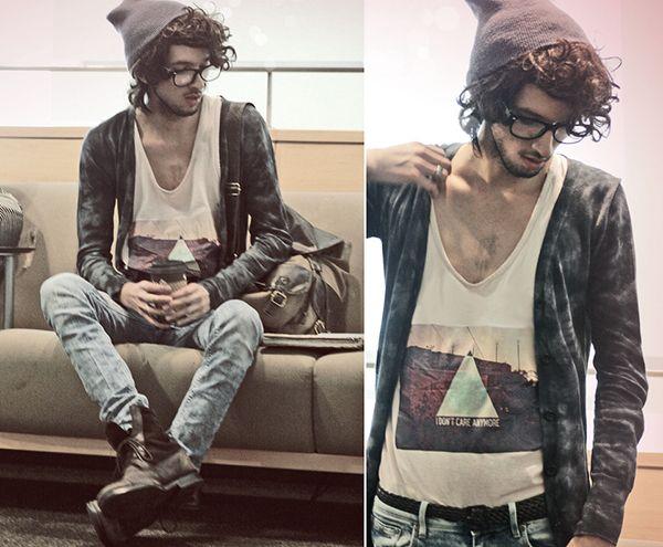 Macho Moda - Blog de Moda Masculina: Coturnos e Botas Masculinas, pra inspirar!
