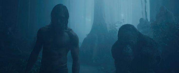 Watch Alexander Skarsgård Go Apesh*t in 'The Legend of Tarzan' Trailer