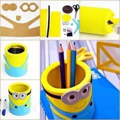 Portapenne minions