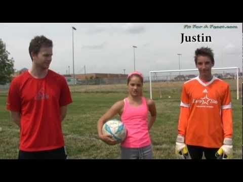 Soccer Goalkeeper Training Drills for Soccer Goalies