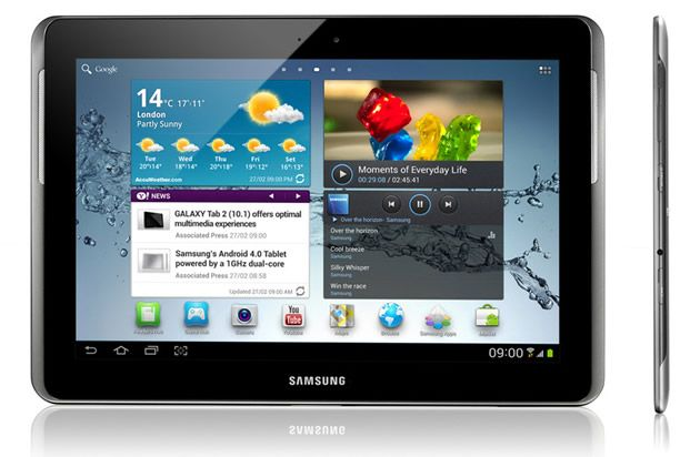 The Galaxy Tab 2 series is coming to the U.S. as early as April 22nd. Samsung has two variants of the Galaxy Tab 2, a 7.0″ and 10.1″ model that are billed as lower-priced follow ups to the original Galaxy Tab and Tab 10.1 tablets.