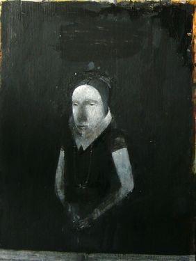"Saatchi Art Artist Espen Erichsen; Painting, ""Ritratto III"" #art"