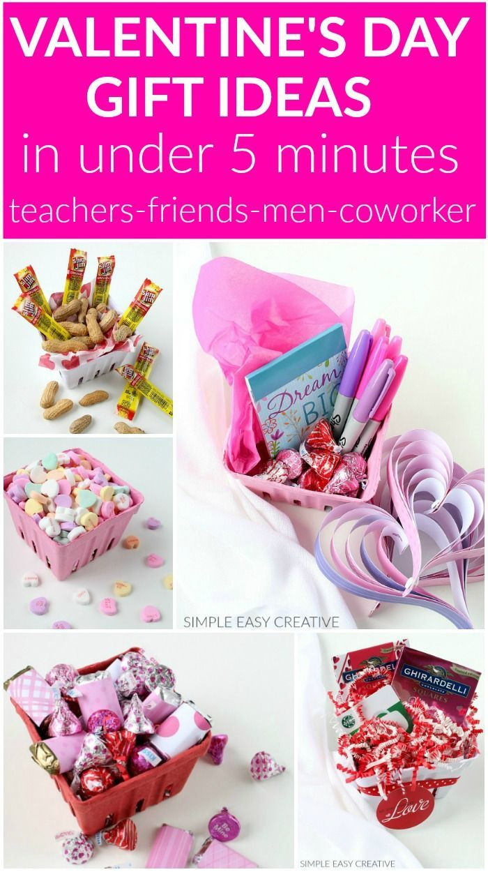 Simple Valentine S Day Gift Ideas Perfect For Teachers Friends