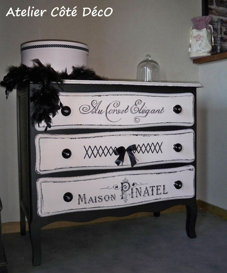 427 best relooking meuble images on Pinterest Painted furniture - peindre avant de tapisser