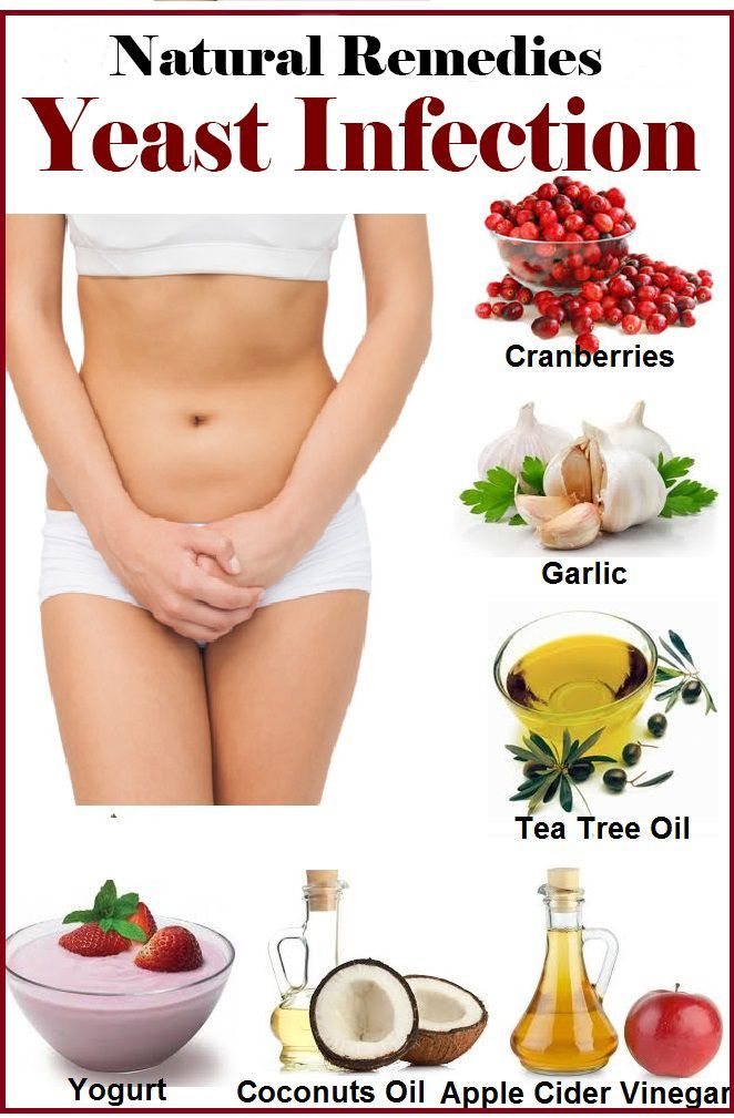 20 DIY Home Remedies for Yeast Infection
