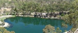 PLENTY GORGE - SOUTH MORANG - Blue Lake Circuit - Yellow Gum Park - Plenty Gorge - Victoria...