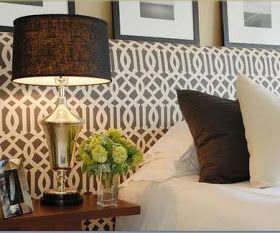 decorar cortinas modernas dormitorio