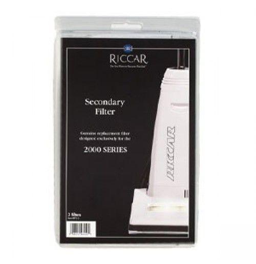 Riccar Secondary Filters for 2000 Series >>#Riccar #VacuumFilters