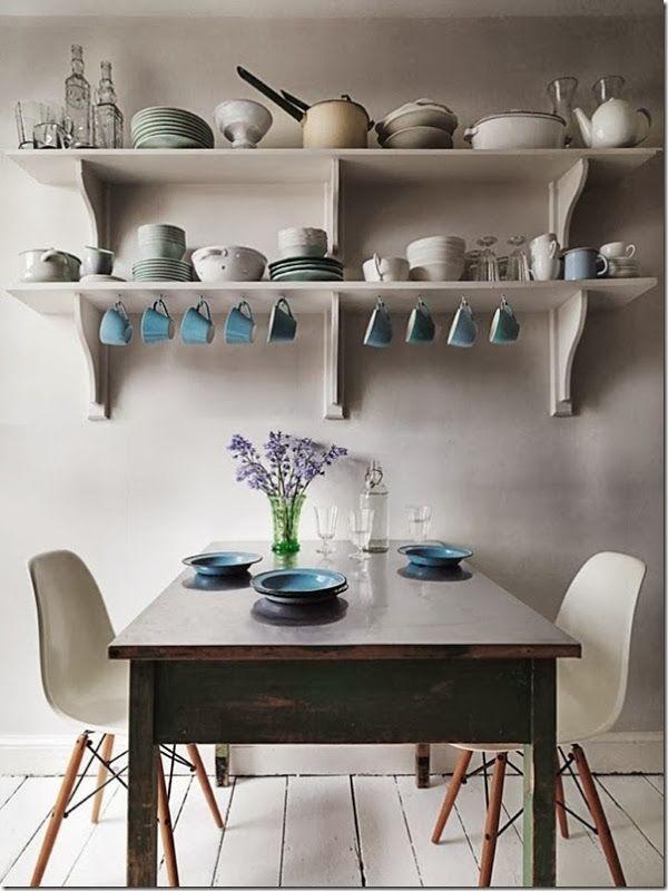 case e interni - casa stile inglese - moderno - chic (5)