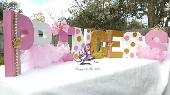 Royal Princess price for 8 letters baby by SophisticatedLife