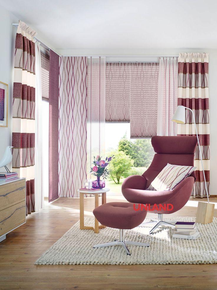 Unland Minea Fensterideen Vorhang Gardinen Und Sonnenschutz
