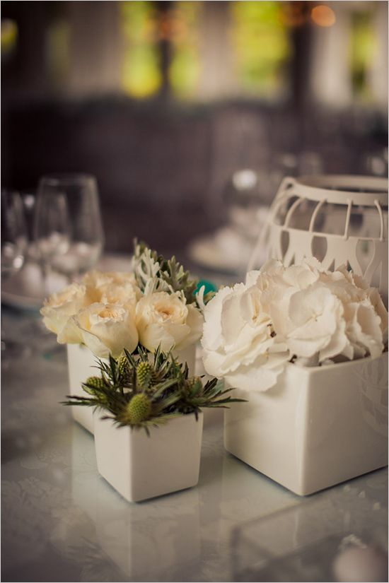 wedding centerpiece ideas @weddingchicks