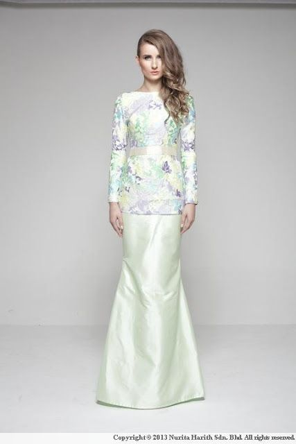 Dana by Nurita Harith Raya 2013 Collection