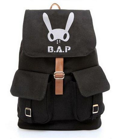Kpop  B.A.P  multifunctional  backpack