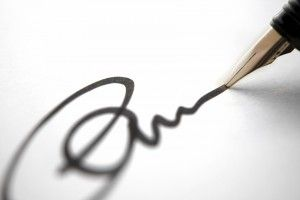 What is a digital signature? Fundamental principles