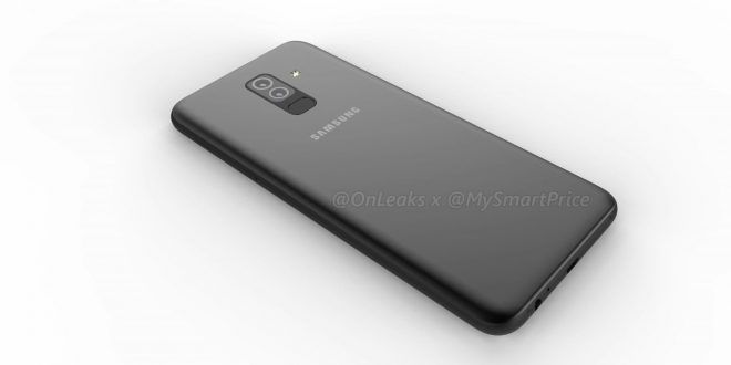 Samsung Galaxy A6 and Galaxy A6+ Emerged in First Renders