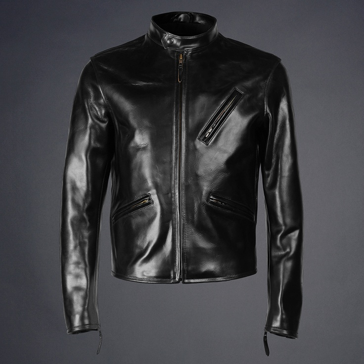 TAD Design Street Fighter Jacket - Great leather coat