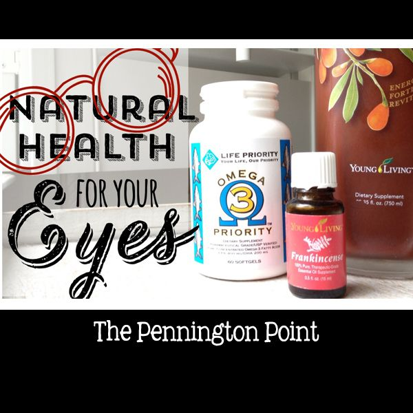 Natural Health for Your Eyes