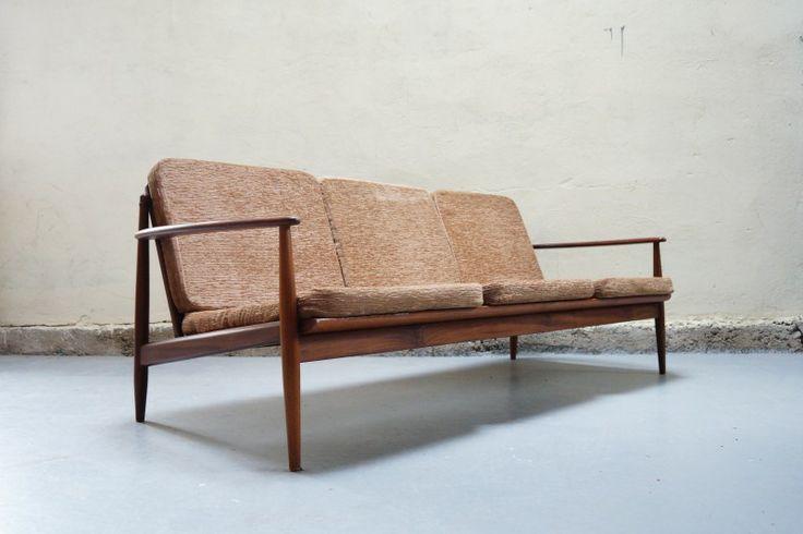 ... années 50 60 70 scandinave designer chaises teck b…  Pinteres