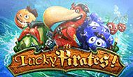Игровой автомат Lucky Pirates – яркий слот, имеющий простые правила и понятный интерфейс. Игровые автоматы Счастливые пираты дадут возможность отыскать пиратский клад