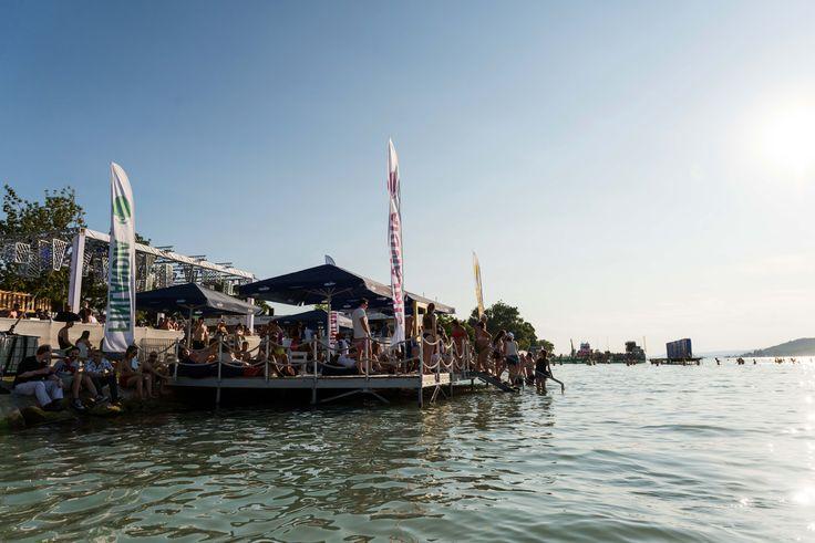 Finlandia Less Ordinary Bar • Balaton Sound • 2015