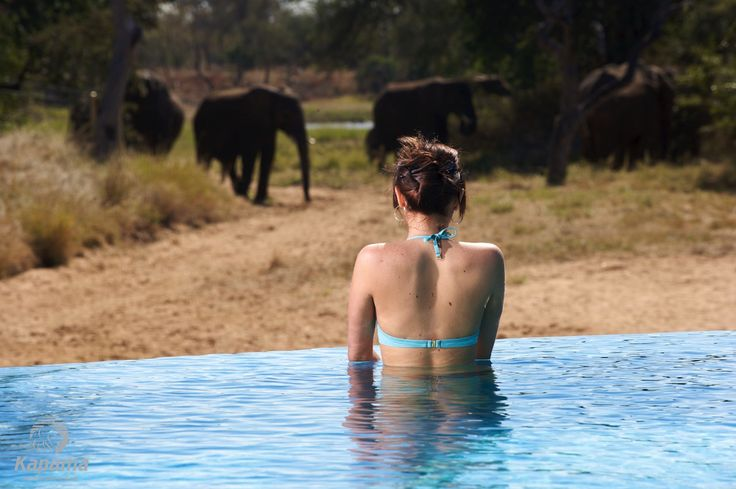 Pampering with a view at Kapama River Lodge Spa